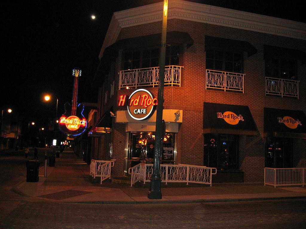 Hard Rock Cafe St Thomas