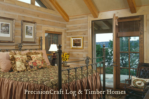 Home On A Lakeside In Texas Log Home Timber Frame Home