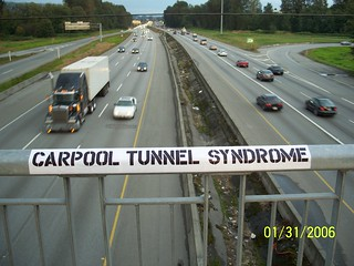 Carpool Tunnel Syndrome | by jerm IX