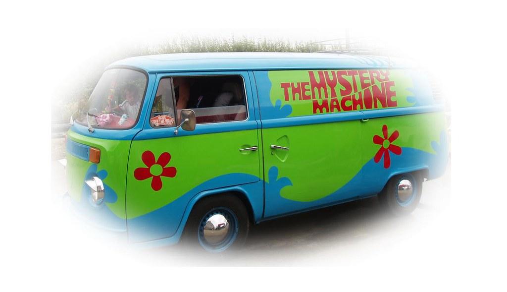 vw mystery machine