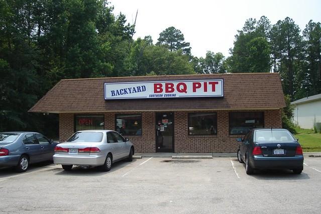 Backyard BBQ Pit | Address: 5204 Highway 55, Durham, NC ...