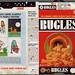 General Mills - Bugles - Tomi Ungerer poster offer - snack box - 1968