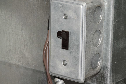 furnace switch this is a switch on the side of my. Black Bedroom Furniture Sets. Home Design Ideas