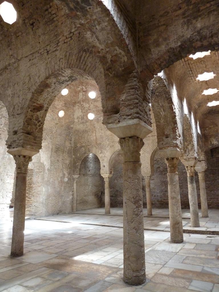 Granada banos arabes arab baths albaicin granada flickr - Banos arabes granada 2x1 ...