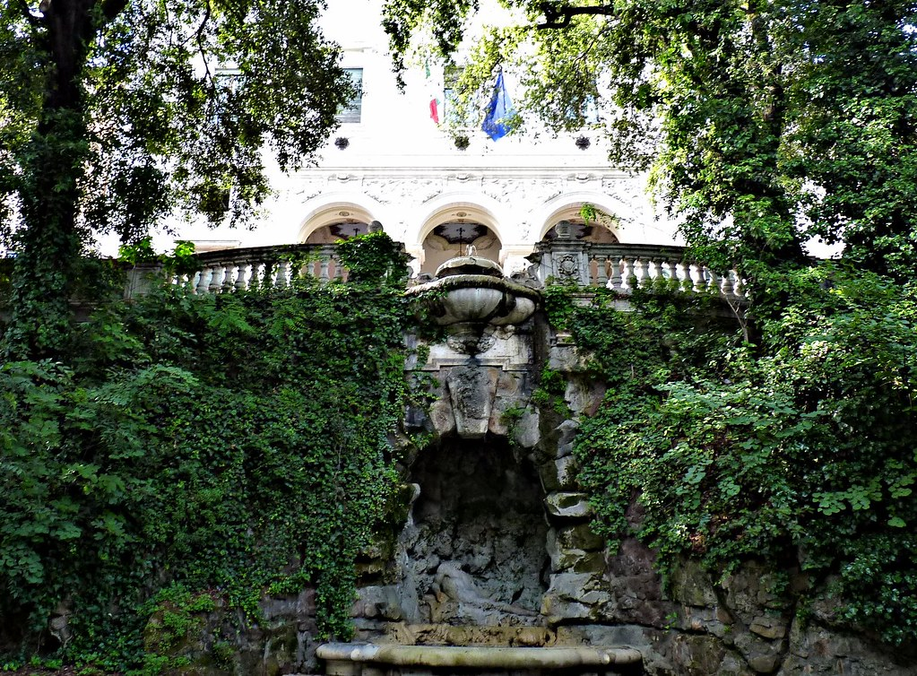 Cnel Villa Lubin Roma