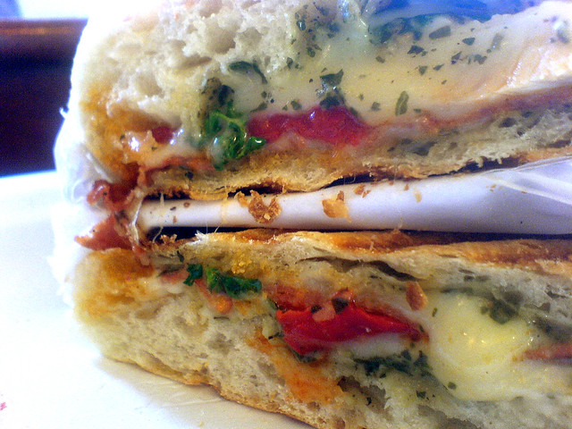 Italian Chicken Panini | Flickr - Photo Sharing!