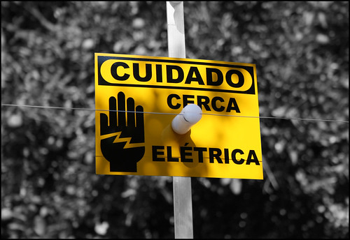 Electric fence | by Rafa from Brazil