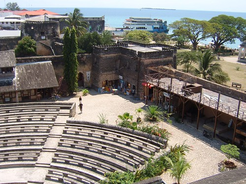 Old Fort at Stone Town