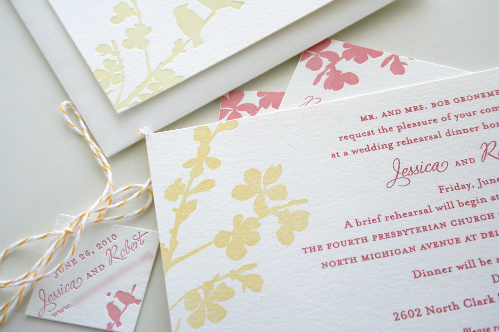 Wedding Money Gift Guidelines : Love Birds Wedding Invitation things are better with a par ...
