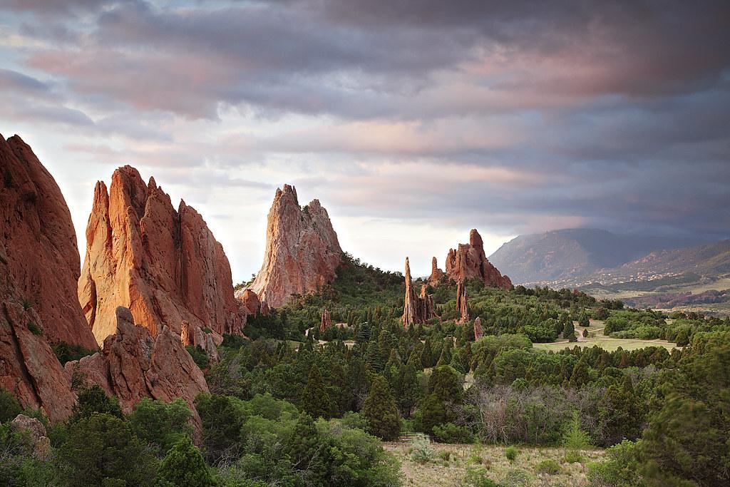 Garden Of The Suburban Gods Colorado Springs Co Flickr