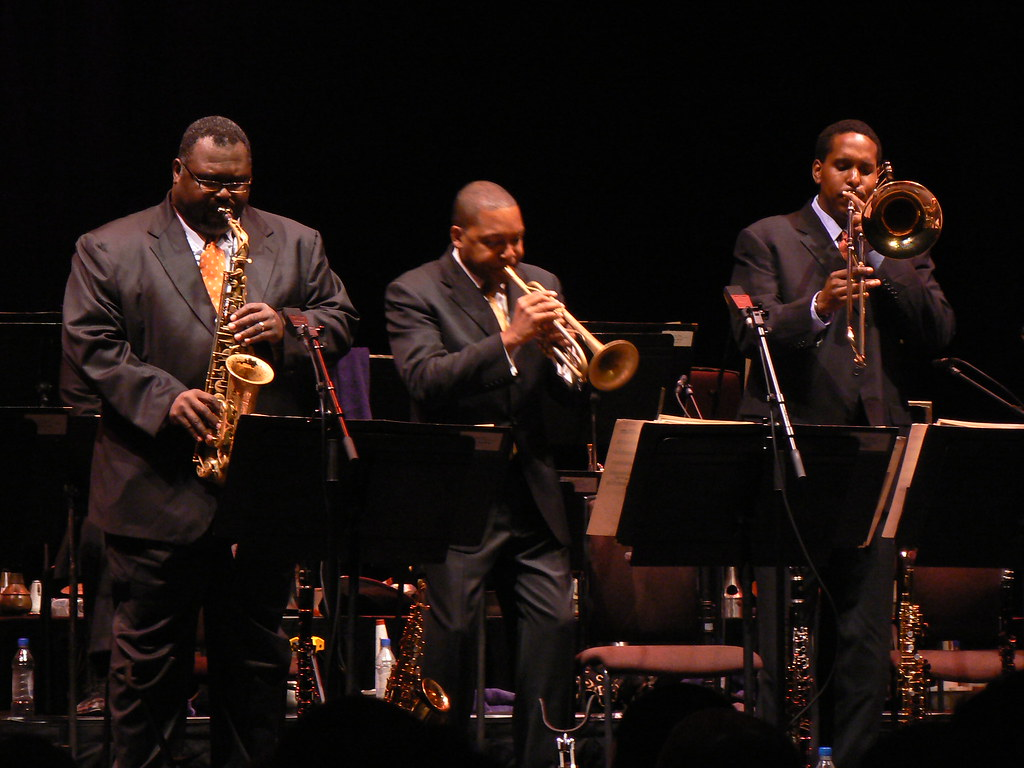 Lincoln Center Jazz Orchestra Touring Schedule