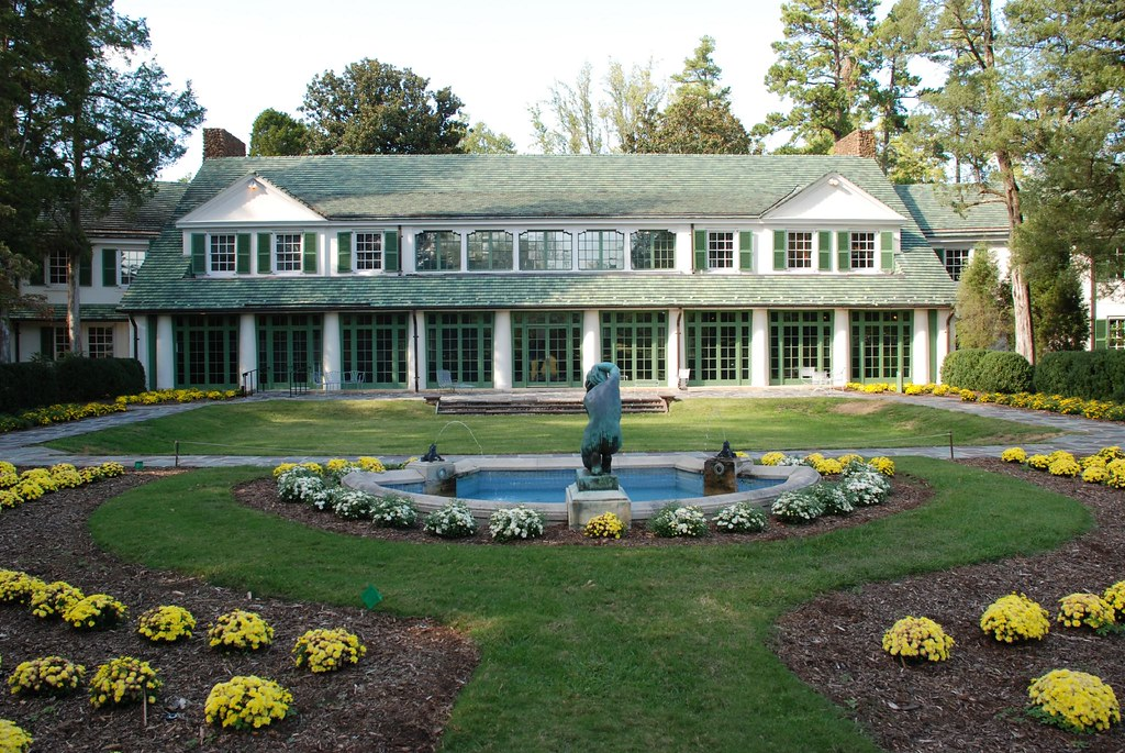 Reynolda House | The former home of RJ Reynolds now a ...