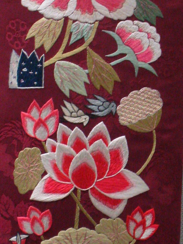 Korean Embroidery Museum Seoul South Korea Cicilem