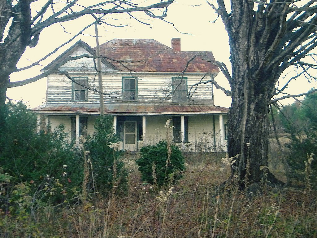 Real Haunted House Mikayla Ronnow Flickr