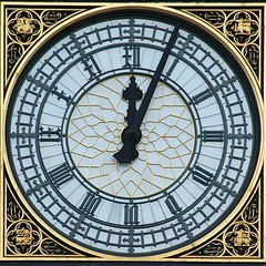 Parliament Clock | by Aldaron