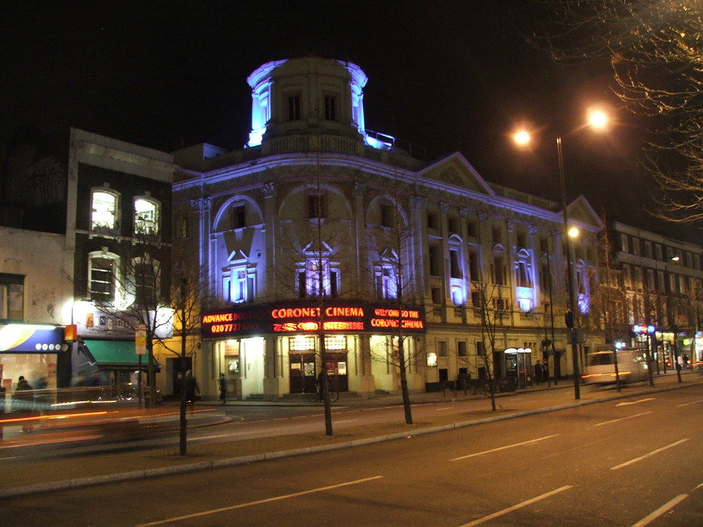 Coronet Cinema Notting Hill 60