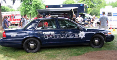 Eugene Police New Paint Scheme by TimSpfd