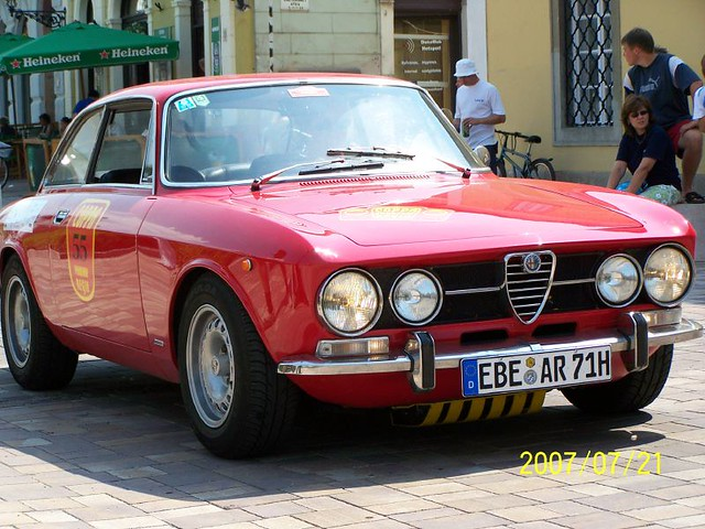Alfa Romeo 1750 Gt Veloce Zolt 225 N Horlik Flickr