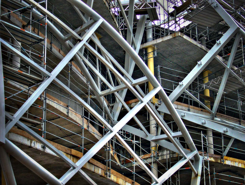 Gehry Building Site on...