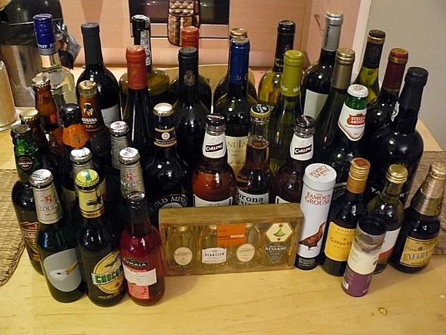 Drinking Alcohol In Restaurant Under  Uk