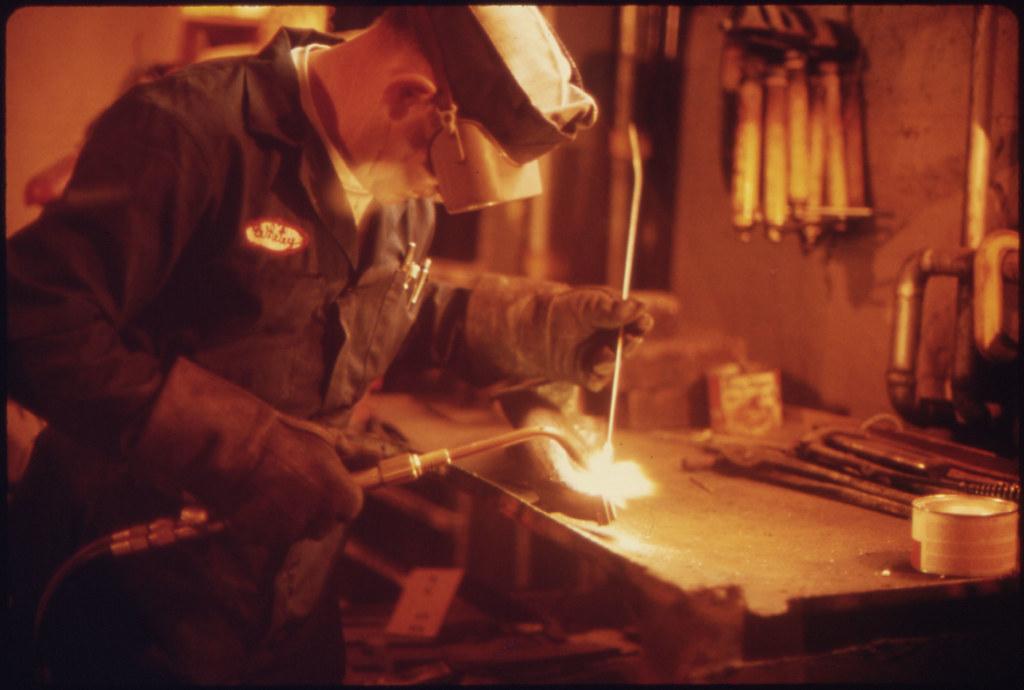 teaching metalsmithing