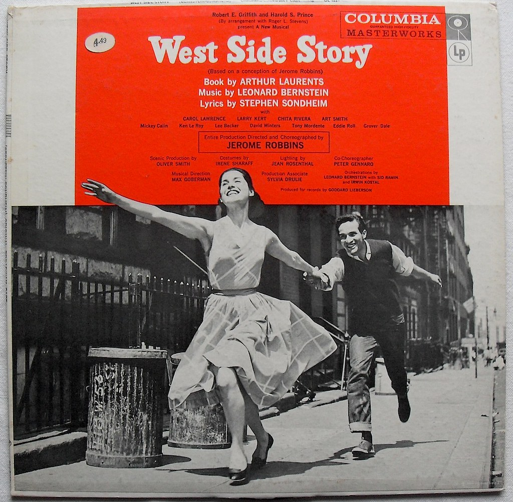 a personal account of seeing the west side story musical show The new york public library (nypl) has been an essential provider of free books, information, ideas, and education for all new yorkers for more than 100 years the new york public library is an essential provider of free books, information, ideas, and education skip to main content.