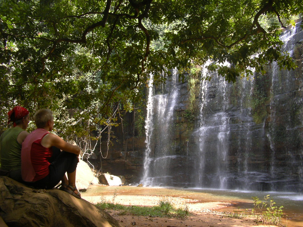Thanksgiving Pictures Free >> Waterfalls, Sikasso region, Mali | Waterfalls, Sikasso regio… | Flickr