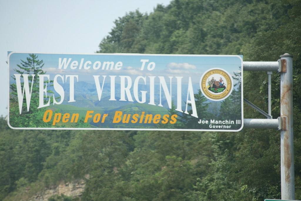 welcome to west virginia | Thanks, West Virginia. | Flickr