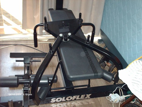 Soloflex Exercises Soloflex Exercise Machine With
