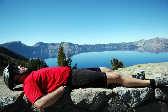 Cycle Oregon Day 3 - Crater Lake!-26.JPG