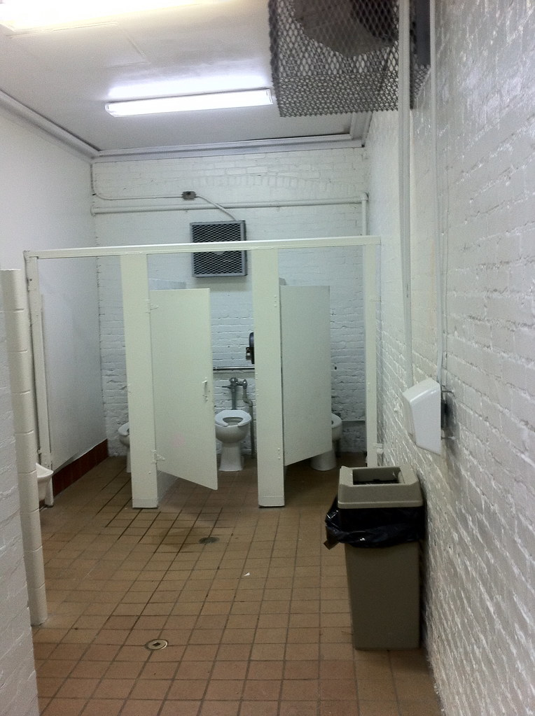 Central Park Bathrooms louisville central park: restroom overview | joeymanley | flickr