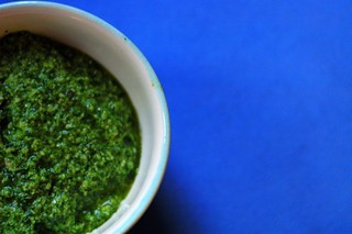 dill pesto | by sassyradish