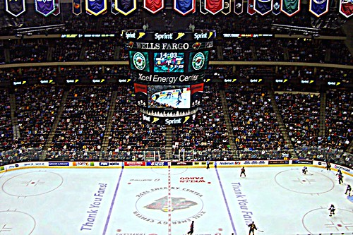 Xcel Energy Center St.Paul Minnesota Wild | by Doug Wallick