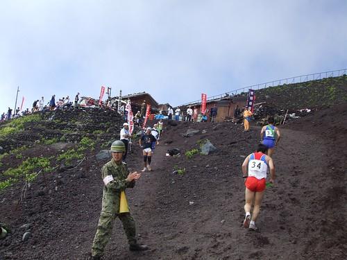 富士登山駅伝