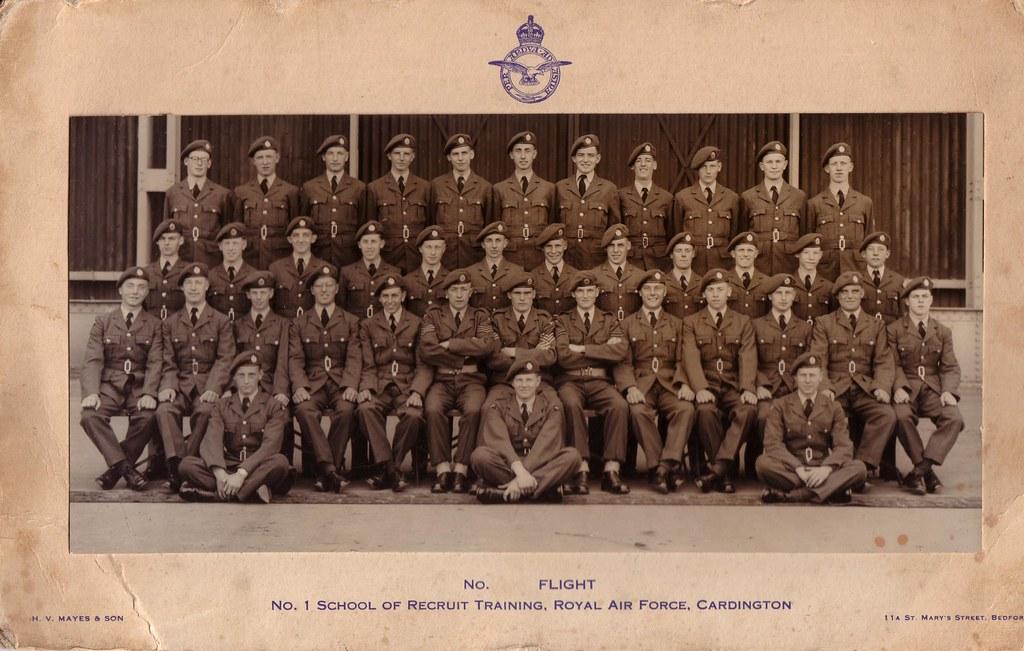 RAF Cardington   Scanned from photographs belonging to my ...   1024 x 651 jpeg 252kB