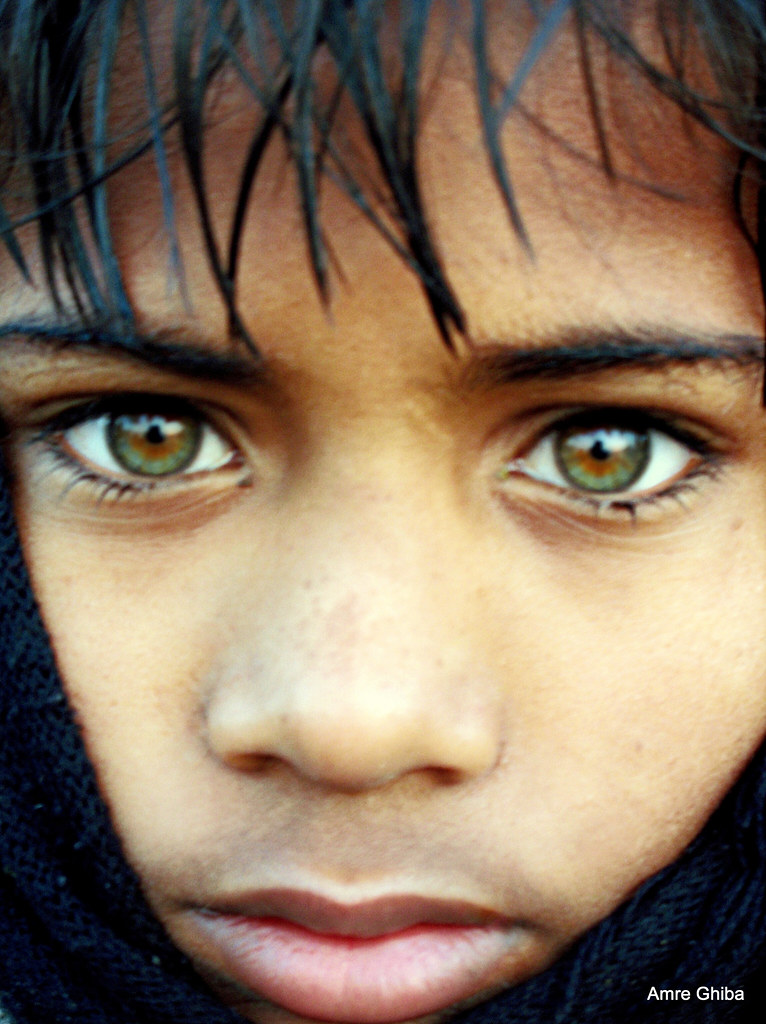 Green-eyed indian boy during Ardh Kumbh Mela |The most bea ...