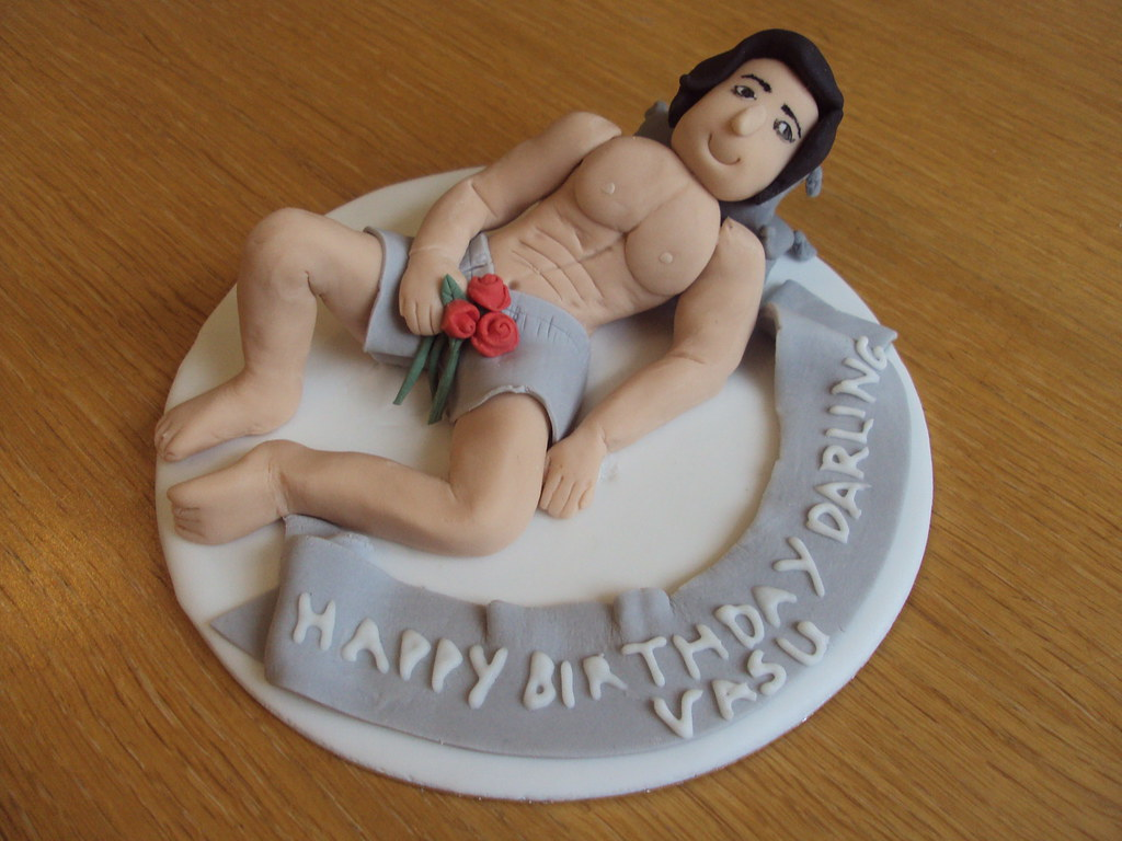 Happy Birthday Sexy Man Cake Sexy Man Birthday Cake Large
