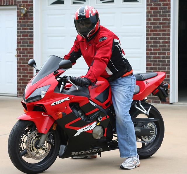 2001 Honda Cbr 600 F4i Daniel Ashley Green Flickr