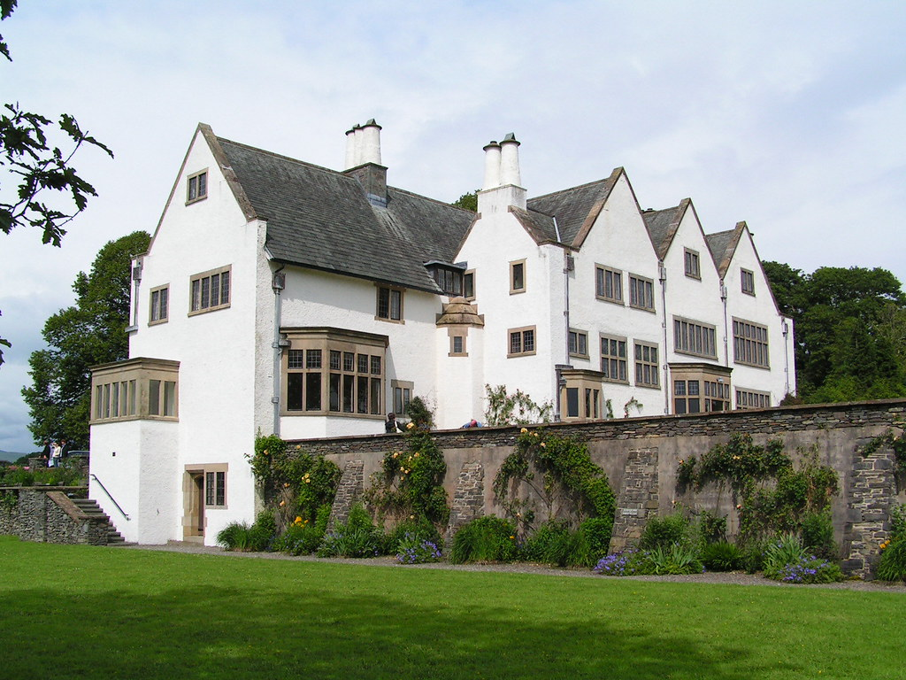Blackwell House Bowness Cumbria 24th June 2007 | This Arts ...