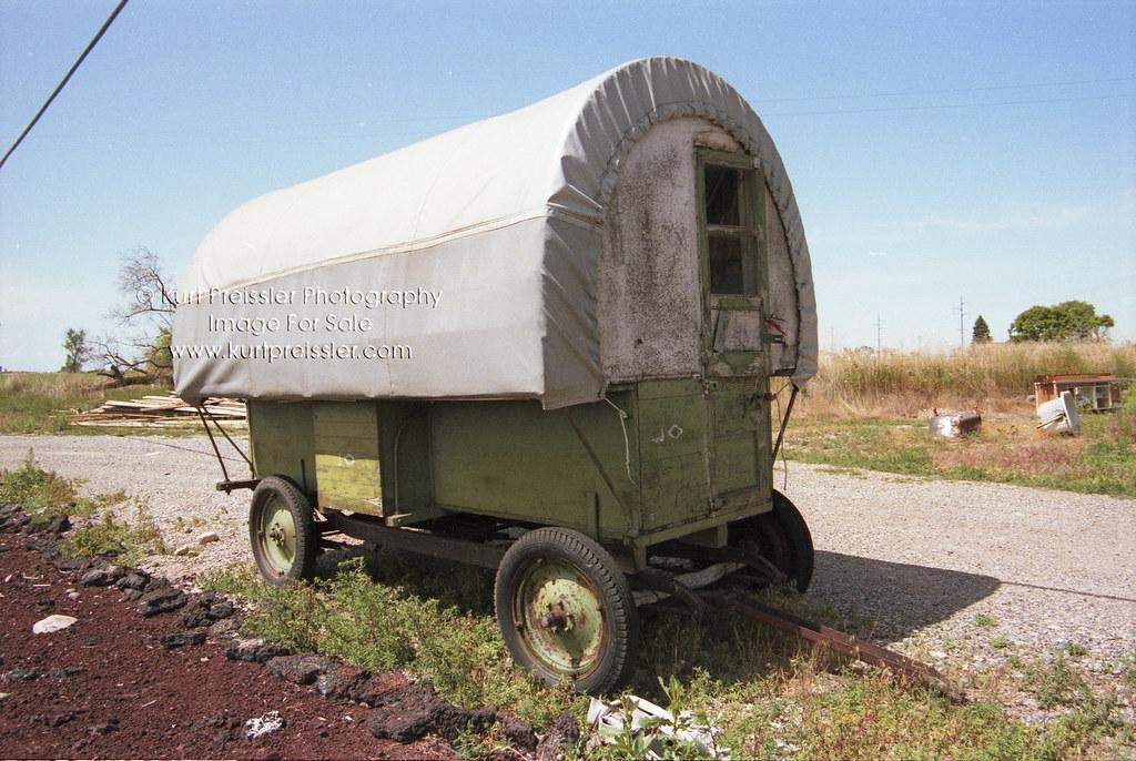 Shepherds wagon neg do not use this image wi flickr - The mobile shepherds wagon ...