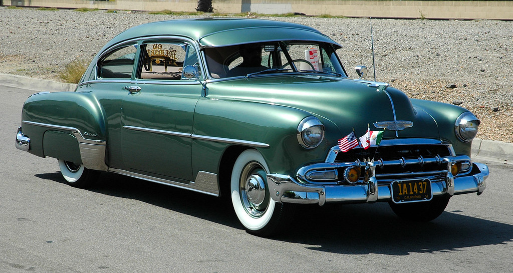 1952 chevy fleetline this bomb like many others is for 1952 chevy deluxe 4 door