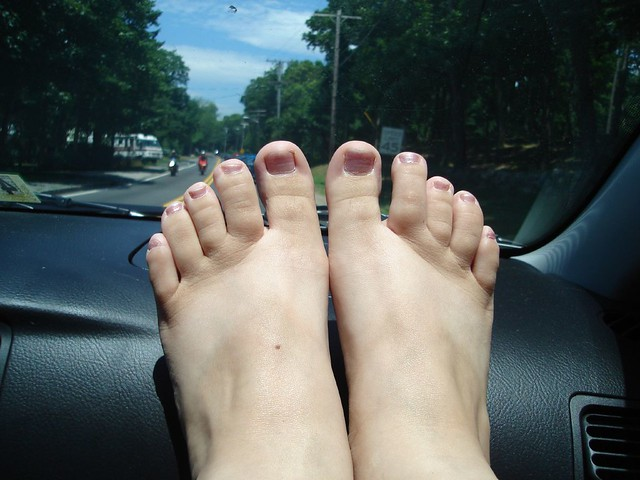 Fat Girls With Pretty Feet