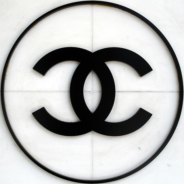 Coco Chanel Logo Ring
