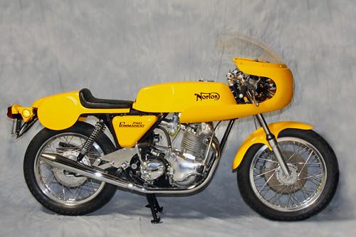 Norton Motorcycle Factory
