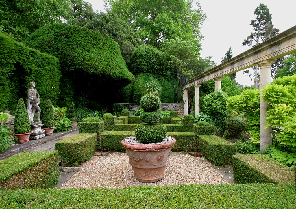 Iford Manor, The Peto Garden  The home of Harold Peto, arch…  Flickr