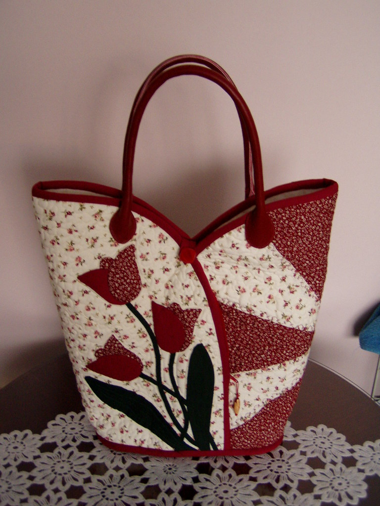 tulipanos taska | Juhászné Anikó | Flickr