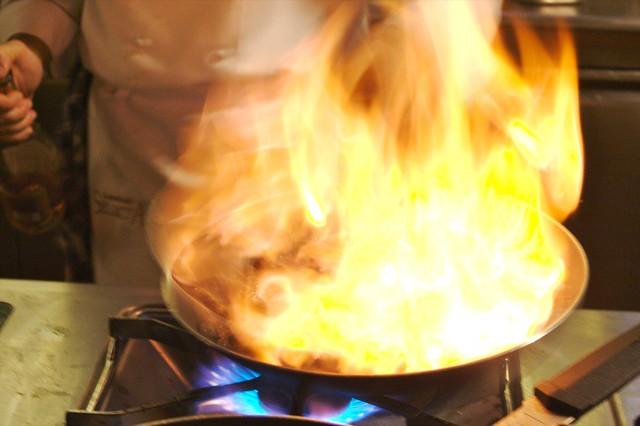 rognoni flambè.jpg | sara maternini | flickr - Cucina Flambè