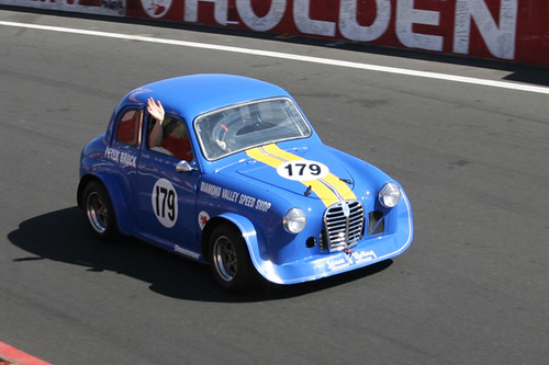 All Car Company >> Peter Brock's first race car.   Peter Brock's Bathurst ...
