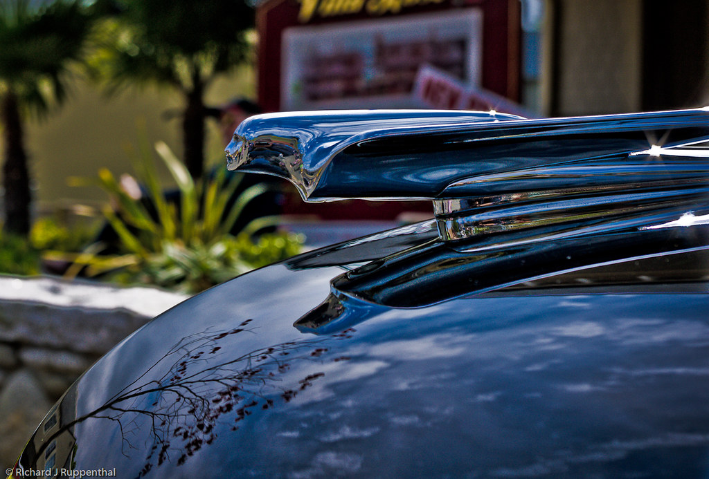 1950 Cadillac Hood Ornament One Of The Many Hundreds Of