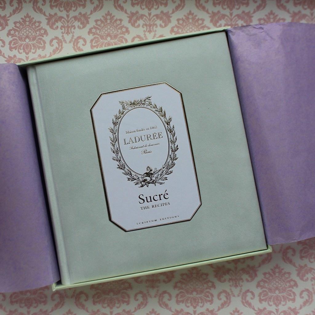 Macaron Recipe Book Laduree Sucre Recipe Book